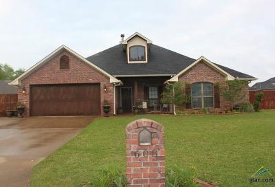 Bullard Single Family Home For Sale: 608 Morningside