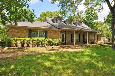 Tyler Single Family Home For Sale: 5841 Fm 346 E
