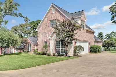 Tyler Single Family Home For Sale: 750 Bunker Dr.
