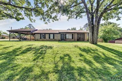 Tyler TX Single Family Home Sold: $179,900