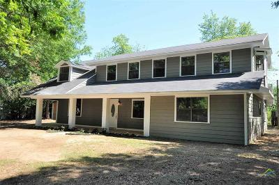 Tyler Single Family Home For Sale: 11823 Lakeway Dr