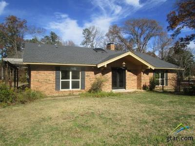 Lindale Single Family Home For Sale: 103 Hide-A-Way Ln E