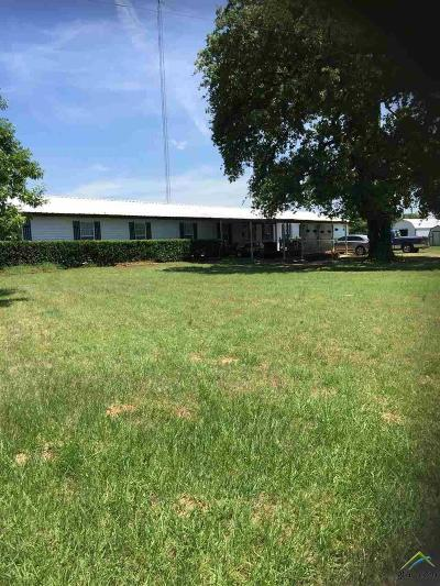 Frankston Single Family Home For Sale: 18450 S Hwy 155