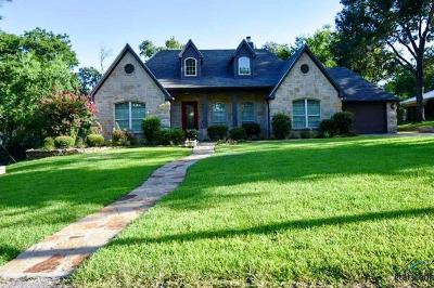 Lindale Single Family Home For Sale: 623 Jack Dr.
