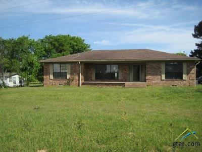 Bullard Single Family Home For Sale: 165 County Road 3816