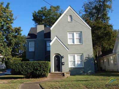 Tyler Multi Family Home For Sale: 831 W Houston