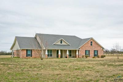 Wood County Single Family Home For Sale: 2490 County Road 2330