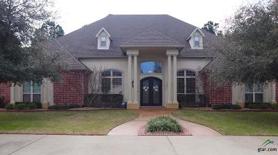 Tyler Single Family Home For Sale: 6057 Graemont