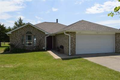 Tyler Single Family Home For Sale: 163 County Road 38