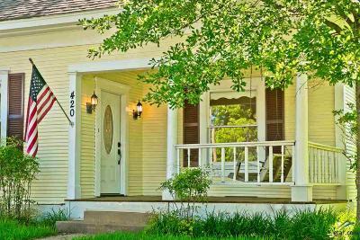 Grand Saline Single Family Home For Sale: 420 N Main St.
