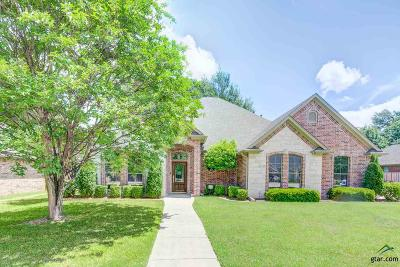Tyler Single Family Home For Sale: 6036 Brynmar Court