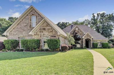 Tyler Single Family Home For Sale: 8421 Castleton Way