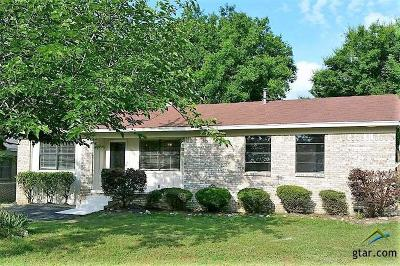 Lindale Single Family Home For Sale: 526 Circle Dr.