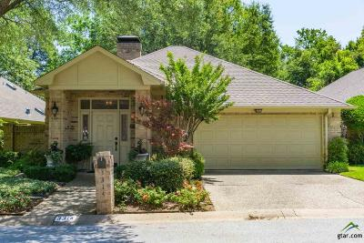 Tyler Single Family Home For Sale: 3314 Parliament