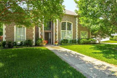 Tyler Single Family Home Contingent - Active: 2213 Woodlands Dr