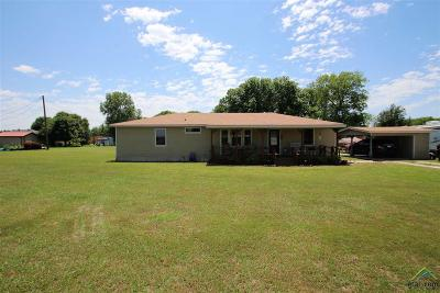 Point TX Single Family Home For Sale: $165,000