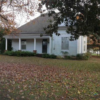 Single Family Home For Sale: 293 County Road 3103