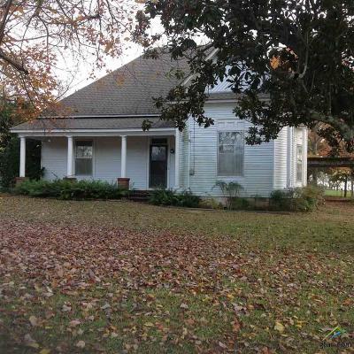 Jacksonville TX Single Family Home For Sale: $169,000
