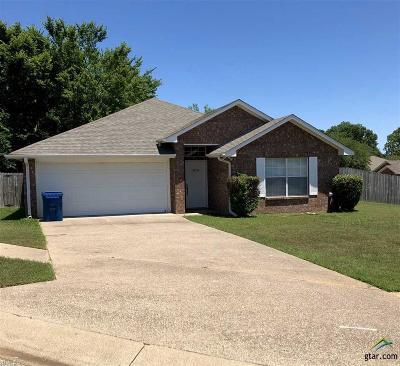 Whitehouse Single Family Home For Sale: 400 Redbud Cir