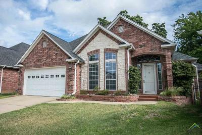 Tyler Single Family Home For Sale: 3133 Granbury Ct.