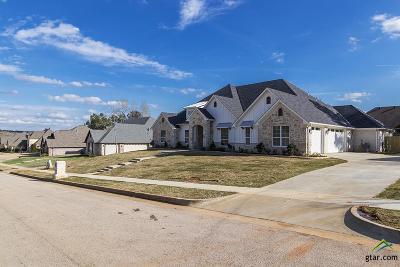 Tyler TX Single Family Home For Sale: $487,000