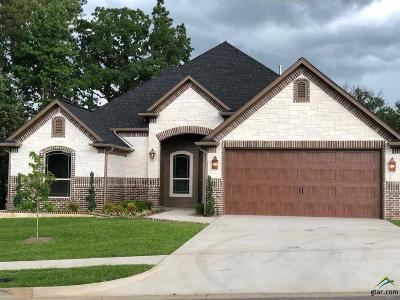Tyler TX Single Family Home For Sale: $379,900