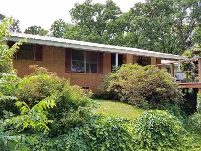 Jacksonville TX Single Family Home For Sale: $139,900