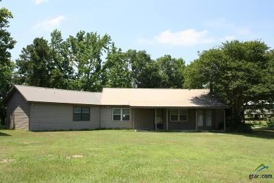 Winnsboro TX Single Family Home For Sale: $212,500
