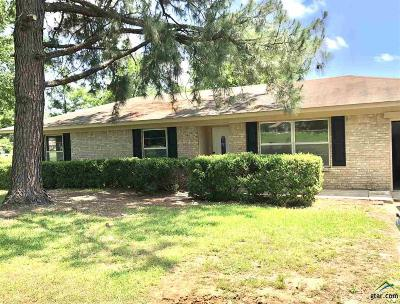 Mt Pleasant TX Single Family Home For Sale: $105,000