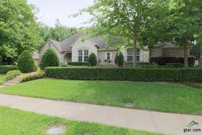 Tyler Single Family Home For Sale: 4339 Lazy Creek Dr