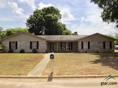 Pittsburg TX Single Family Home For Sale: $148,000
