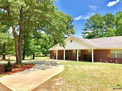 Hawkins TX Single Family Home For Sale: $195,000