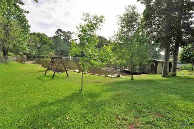 Winona TX Single Family Home For Sale: $115,000