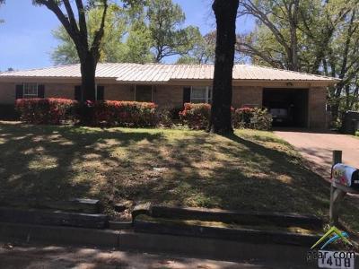 Tyler Single Family Home For Sale: 1408 Terre Haute
