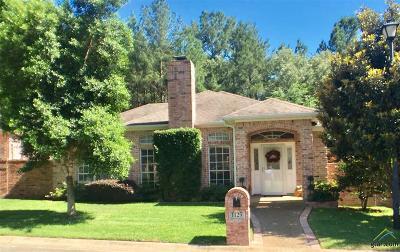 Tyler Condo/Townhouse For Sale: 1129 Garden Park Circle