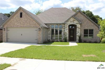 Flint Single Family Home For Sale: 18890 Spanish Oak Ct.