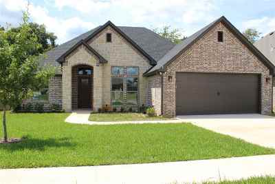 Flint Single Family Home For Sale: 18896 Spanish Oak Ct.