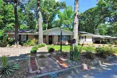 Tyler TX Single Family Home For Sale: $150,000