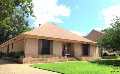 Tyler TX Condo/Townhouse For Sale: $265,000