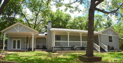 Tyler Single Family Home For Sale: 2308 New Copeland Road
