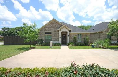 Tyler TX Condo/Townhouse For Sale: $275,000