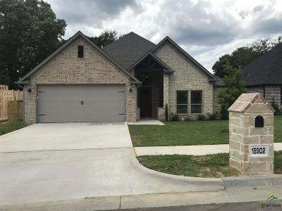 Flint Single Family Home For Sale: 18902 Spanish Oak Ct.