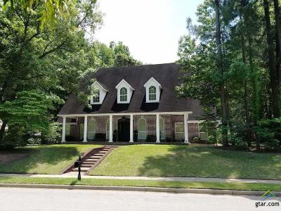 Tyler TX Single Family Home For Sale: $459,000