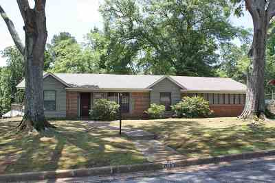 Tyler TX Single Family Home For Sale: $146,500