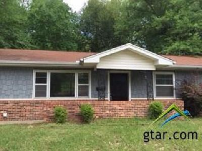 Tyler Single Family Home For Sale: 2914 McDonald