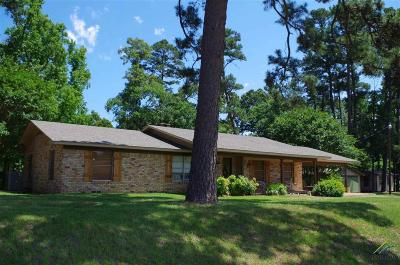 Big Sandy Single Family Home For Sale: 10186 N Hwy. 155