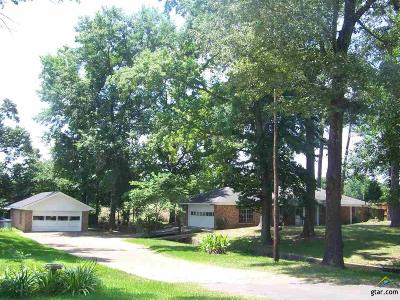 Tyler Single Family Home For Sale: 9094 Pleasant Hills Circle