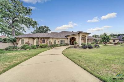 Tyler Single Family Home For Sale: 7120 Nottaway