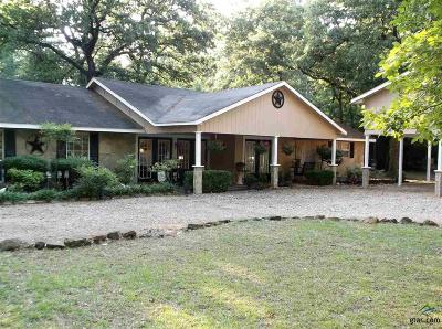 Holly Lake Ranch Single Family Home For Sale: 119 Timberidge Trail
