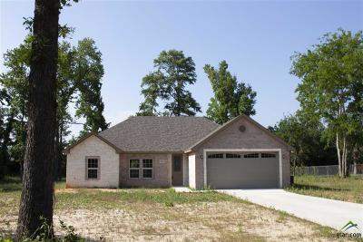 Tyler Single Family Home For Sale: 9192 County Road 4156